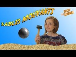 Comment faire un sable mouvant ? | ZdS#21