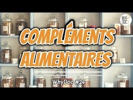 Compléments alimentaires - WhyDoc #24
