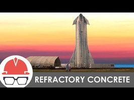 Why SpaceX Cares About Concrete