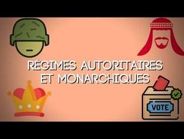 Les Régimes Autoritaires et les Monarchies