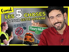 [#1] TRAIN RUNGIS / BILDERGER / FLEURY MICHON / GILETS JAUNES