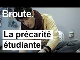 La précarité étudiante - Broute - CANAL+