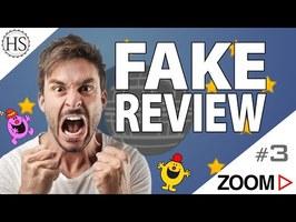 Fake Reviews ou la guerre des étoiles ⭐️ ! Zoom#3