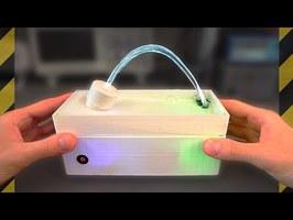 Créer un mini Jet d'eau Parfait ! (Fontaine laminaire DIY)