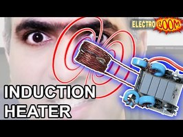 Making Induction Heater with ZVS Circuit