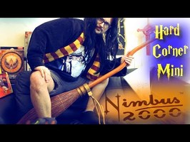 Hard Corner Mini - Le VRAI Nimbus 2000 #HarryPotte