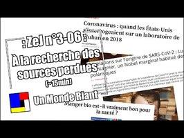Zététique et journalisme - #3-06 - À la recherche des sources perdues
