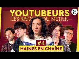 Haines en chaîne (avec JeanBaptisteShow, SolangeTeParle, Dany Caligula)