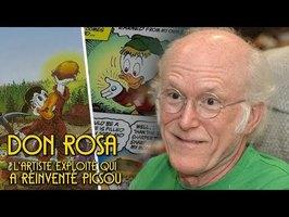 Don Rosa, l'artiste exploité qui a réinventé Picsou