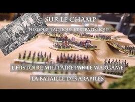 Sur le Champ - L'Histoire militaire par le Wargame : Une autre bataille des Arapiles