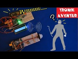 TRONIK AVENTUR 233 - RADIO ALARME INTRUSION DIY