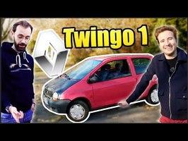 Essai Renault Twingo 1 : MEILLEURE VOITURE JE VEUX RIEN SAVOIR