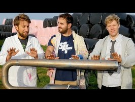 Slow-Mo Pulse Jet Engine with COLIN FURZE! - The Slow Mo Guys