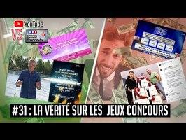 YouTube VS la télé #31 : la vérité sur les jeux concours