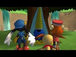Totalement rien à voir - al. joue à Klonoa 2 - Partie 1 : Tanquilité et Joie à Lunatea