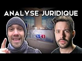 LCI vs Mamytwink et le Grand JD – C'est légal?
