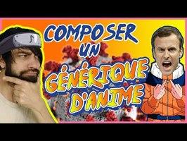 COMPOSER UN GÉNÉRIQUE D'ANIMÉ ▲ MIXTURE #6 ▲ J-ROCK NARUTO STYLE