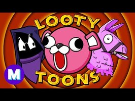 FORTNITE: Looty Toons Volume 1 (BONUS SCENES)