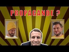 Mcfly, Carlito, Macron et la propagande (Terrene Trash)