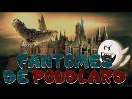Fantômes de POUDLARD ! FACTS Halloween