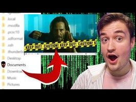 J'ai Piraté la Bande Annonce de Matrix 4 ! (nofake)