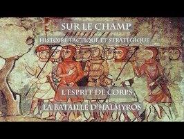 L'esprit de corps : La Bataille d'Halmyros - Sur le Champ