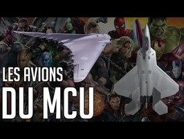 ✈️ - Les avions dans les films Marvel