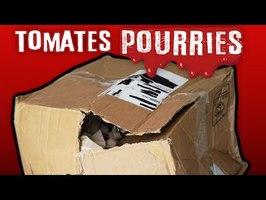 🍅 Ces problèmes avec LA POSTE !! Tomates Pourries !
