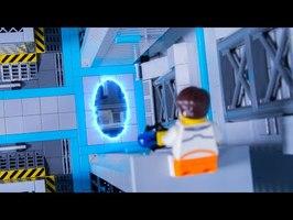 Lego Portal: THE JUMP