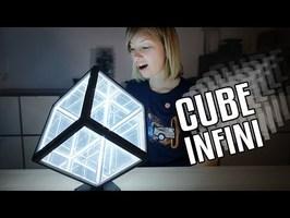 Comment fabriquer ce magnifique cube infini