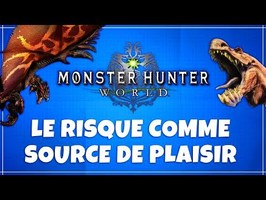 Pourquoi frapper un monstre est si plaisant ? (Monster Hunter World) - Game Anatomy
