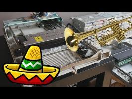 Spanish Flea on FLOPPOTRON