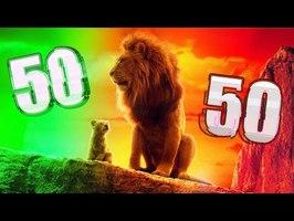 Le Roi Lion (2019) - 50/50 (critique)