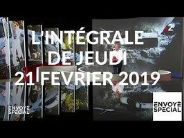 Envoyé spécial de jeudi 21 février 2019 (France 2)