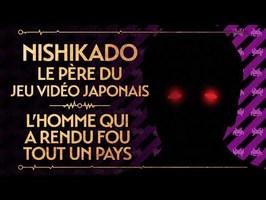 PVR#46 : LE PÈRE DU JEU VIDÉO JAPONAIS - NISHIKADO - FEAT AXOLOT
