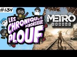 METRO EXODUS (Critique) - CDMP #134