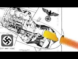 The Forgotten Nazi Steam Rocket Engine (3D Printed)