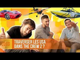 LQCG - Combien de temps pour traverser les USA dans The Crew 2 ?