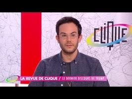 Le dernier discours de Trump - Clément Viktorovitch - CANAL+