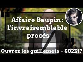 Usul. Affaire Baupin: l'invraisemblable procès