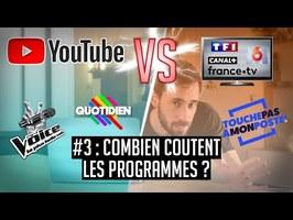 Youtube VS la télé #3 - Le prix des programmes