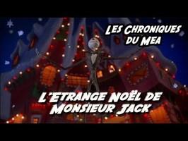 Qui a fait l'Étrange Noël de Monsieur Jack ? - Les Chroniques du Mea