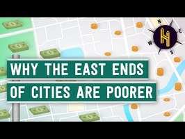 Why the East Ends of (Most) Cities are Poorer