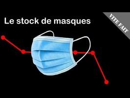 (hors série) Evolution du stock de masques chirurgicaux en France 2010-2020