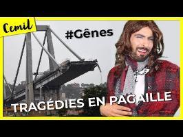 #GÊNES : TRAGÉDIES EN PAGAILLE