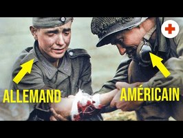 Les 2 infirmiers qui ont soigné soldats allemands et américains (2nde Guerre mondiale) - HDG#19