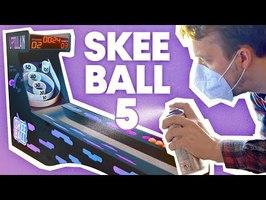 Le DESIGN COMPLET du SkeeBall DÉVOILÉ ! Enfin ! Il est stylé de ouf. [EP-05 Skee-Ball DIY]