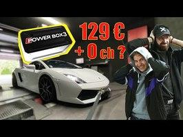 PERDEZ 129€ : L'ARNAQUE INCROYABLE du POWERBOX 3 ft. DeusExSilicium
