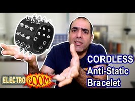 Cordless Anti-static Bracelet, Garbage or Junk?