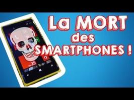 la mort des smartphones